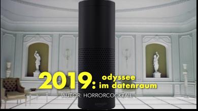 Bild von 2019: odyssee im datenraum