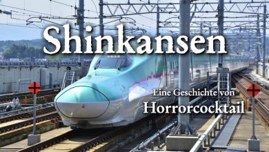 Photo of Shinkansen