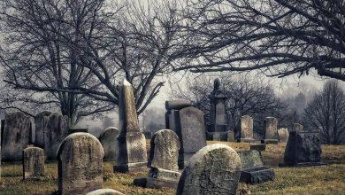 Bild von Das Begräbnis