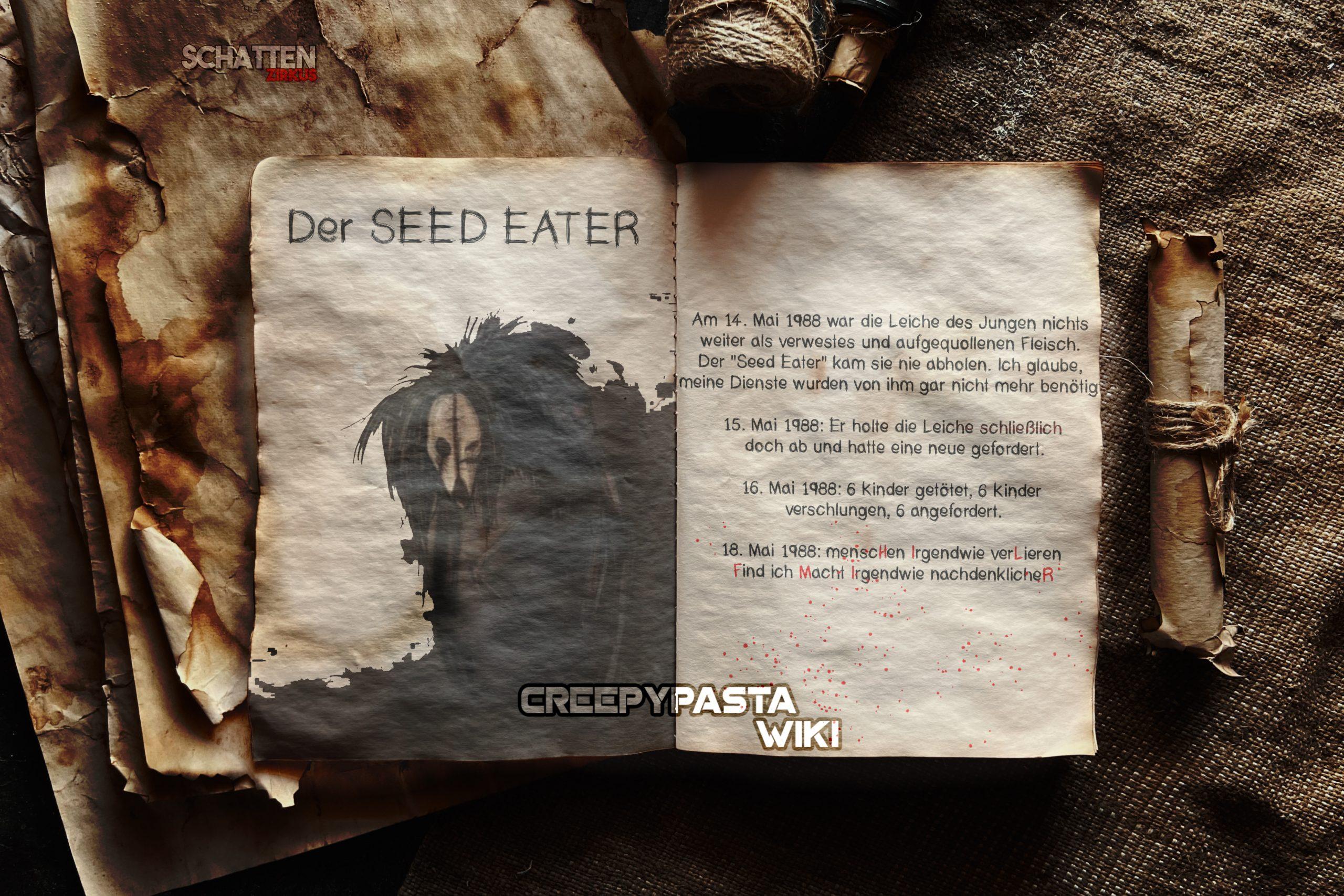 scaries stories to tell in the dark SEEDEATER
